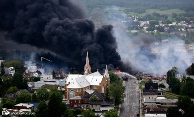 Railway Tragedy of Lac-Mégantic