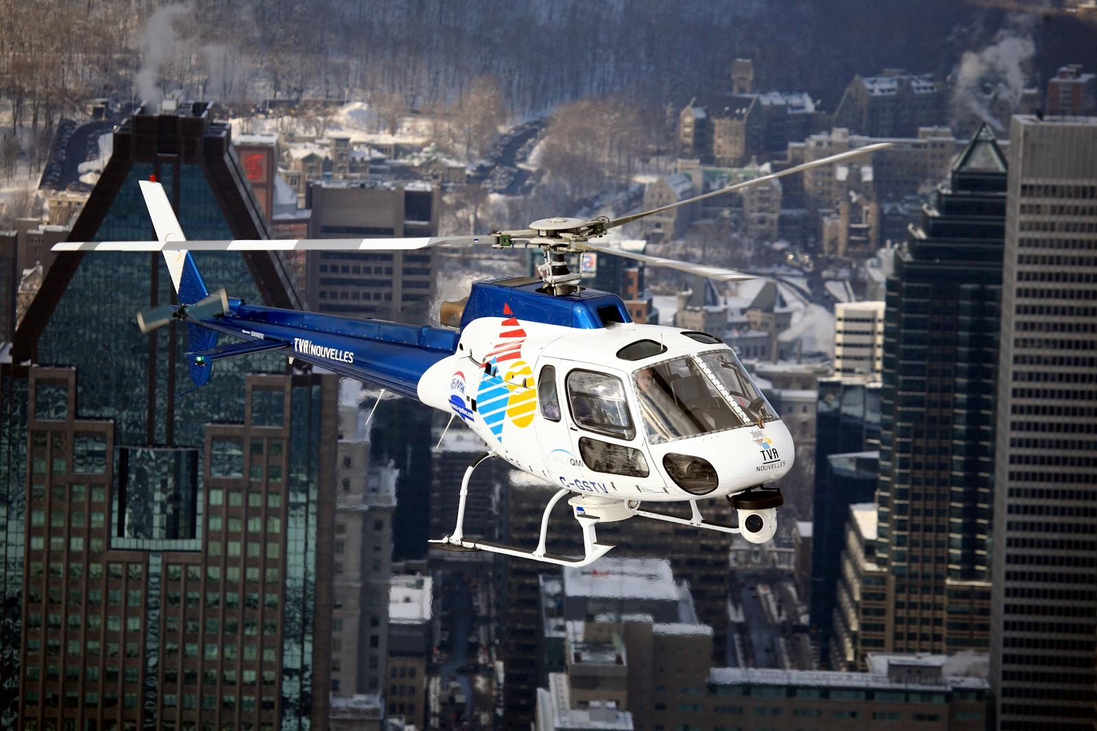 TVA Helicopter