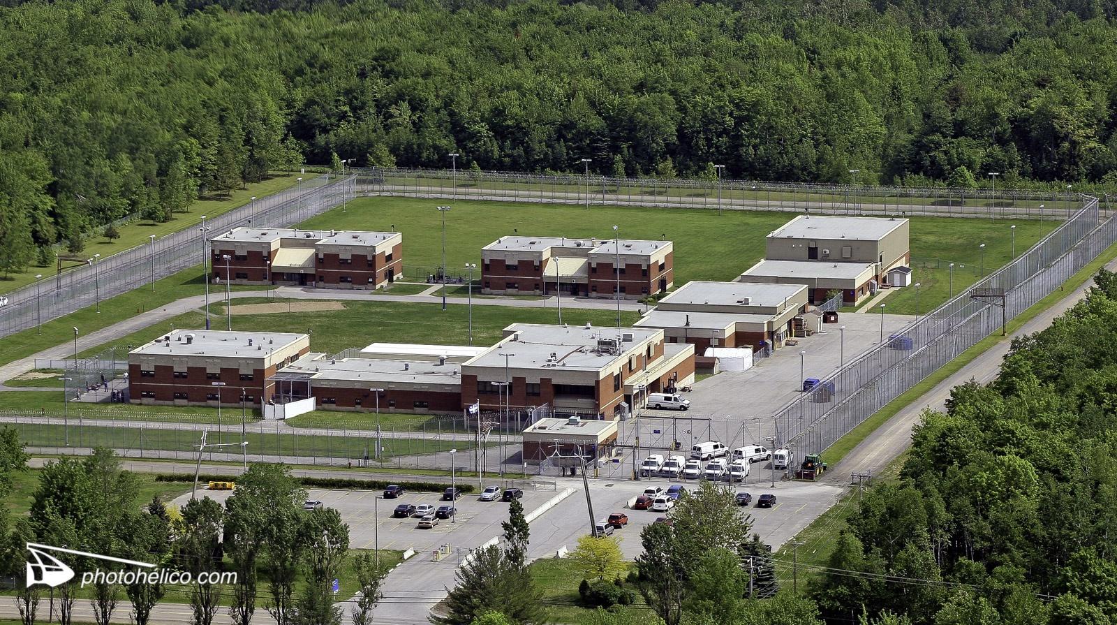 Prison fédérale Trois-Rivières