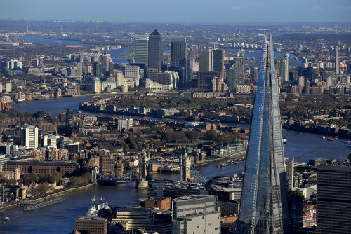 Tour Shard Londres