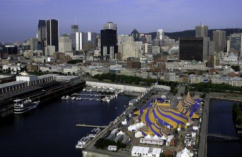 Cirque du Soleil Vieux-Port Montréal