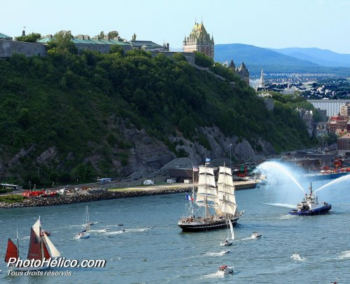 400e anniversaire Québec : 1er prix mondial